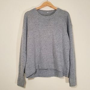 Lululemon Gray Sweater